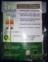 """Koyo kaki Bamboo Foot Patch"""