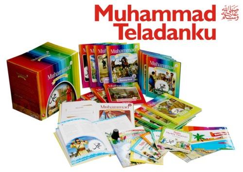 Muhammad Teladanku Mute Sygma Daya Insani
